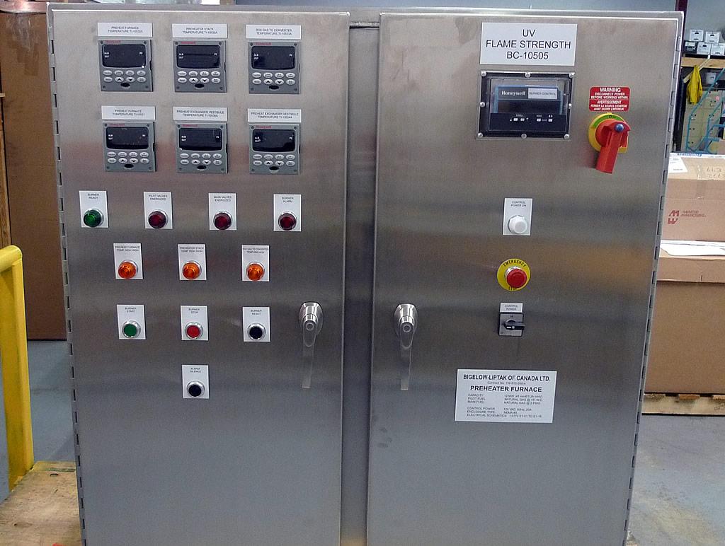 Burner Management Systems Bms Flame Safeguard Fsg